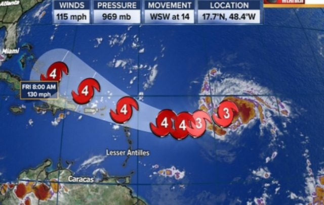 Hurricane watches, warnings issued for parts of Tampa Bay - Story ...