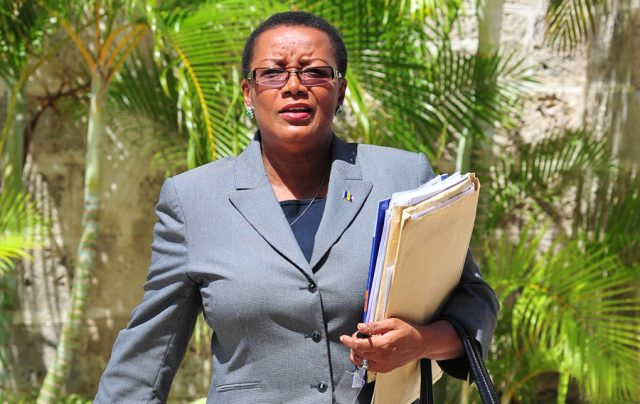 Ministry home affairs barbados picture.