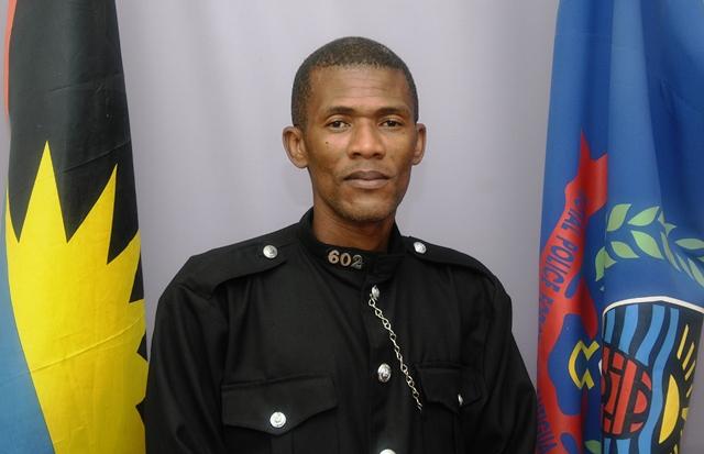 Constable Clarence Cameron
